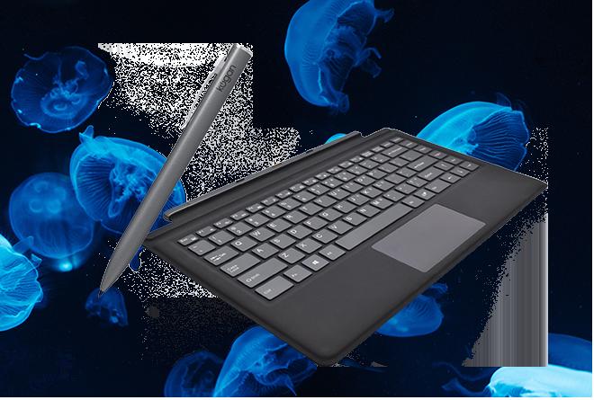 Pen & Keyboard