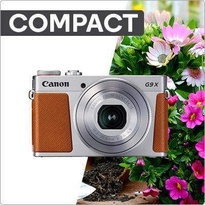 Canon Compact Digital Cameras