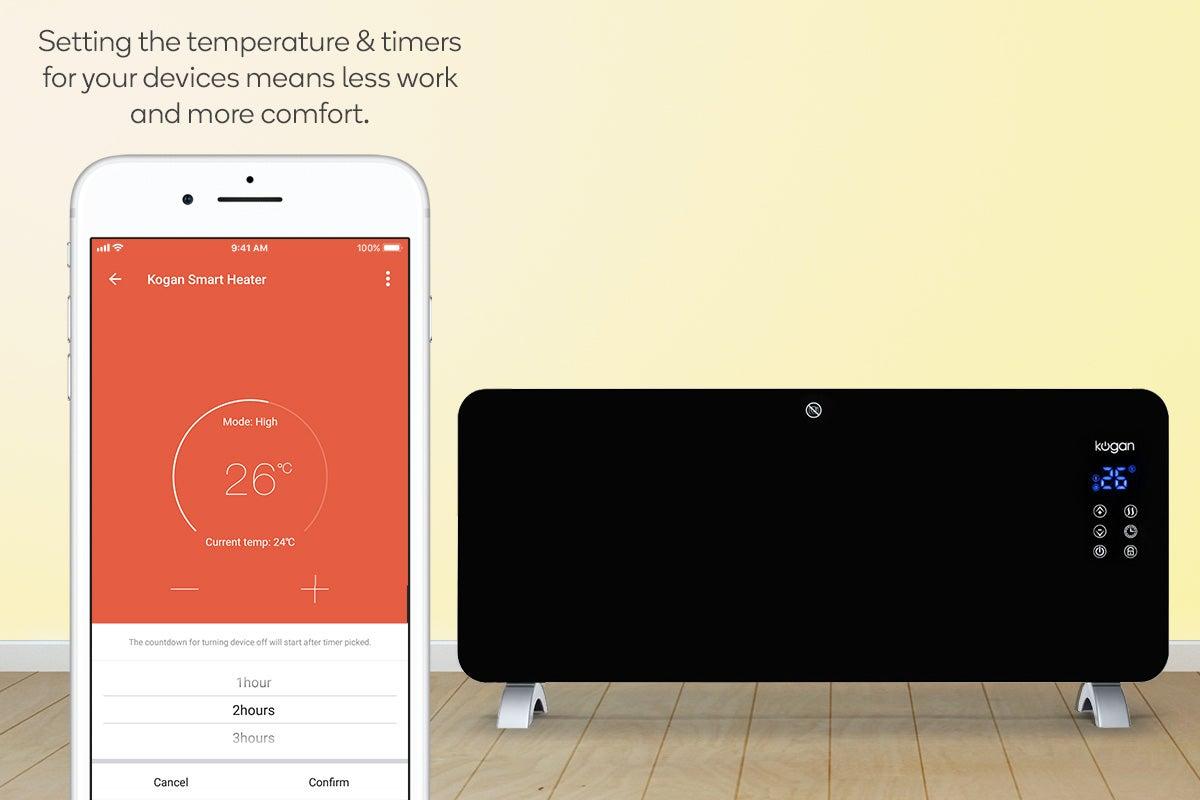 Smarter Heater