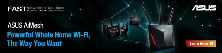 Learn more about ASUS AIMesh