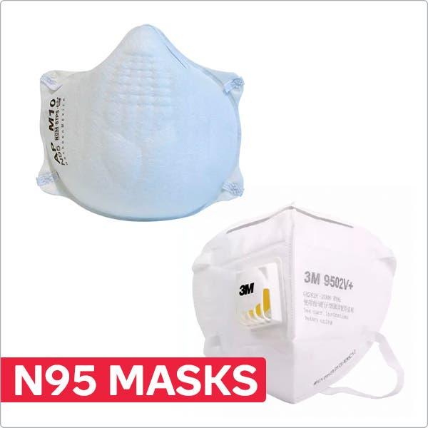 N95 Masks & Respirators