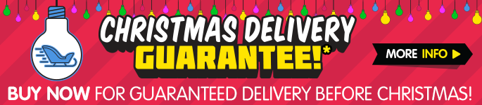 Christmas Delivery Guarantee