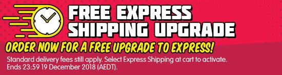 FREE EXPRESS SHIPPING - 2 Days Only