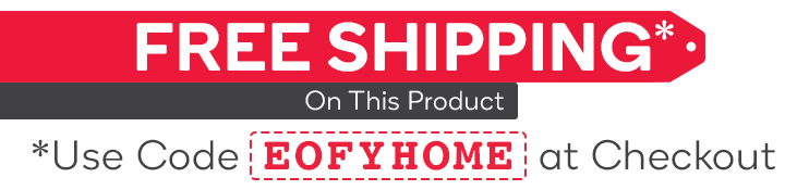 Free Shipping on Selected Furniture using EOFYHOME at Checkout*