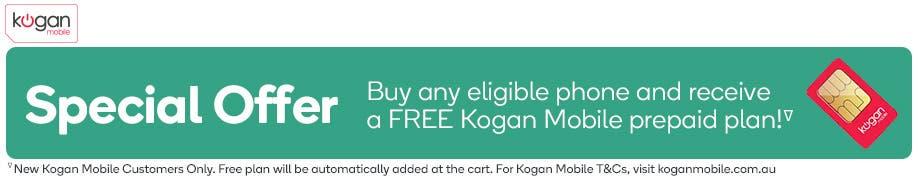 Free Large 30 Day Kogan Mobile Plan with Select Phones