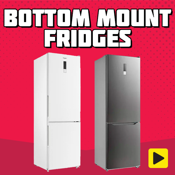 Bottom Mount Fridges