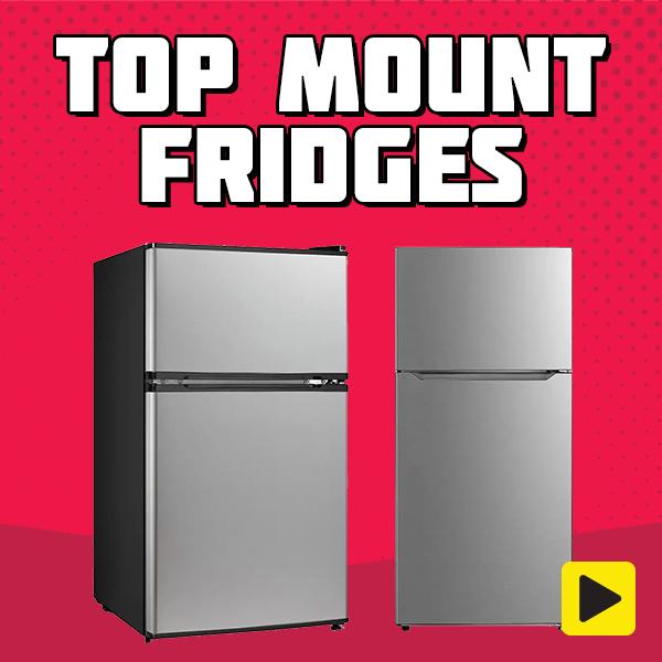 Top Mount Fridges