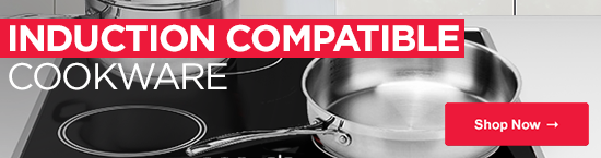 Shop Induction Compatible Cookware