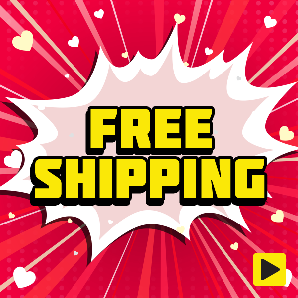 Valentine's Day - Gifts with Free Shipping