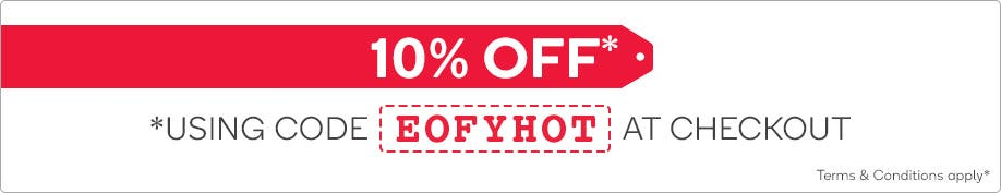 10% OFF using code 'EOFYHOT' at Checkout* | Kogan.com