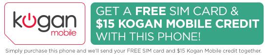 FREE Kogan Mobile SIM