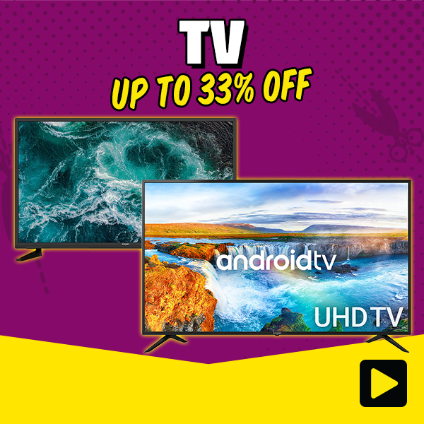 Epic EOFY Sale - TV