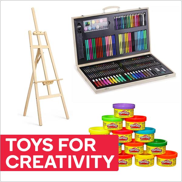 Entertain Yourself at Home - Creative Toys