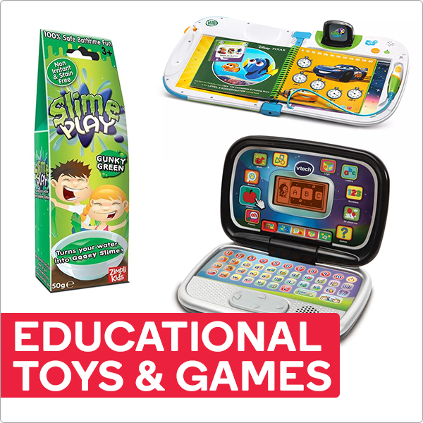 Entertain Yourself at Home - Educational Toys
