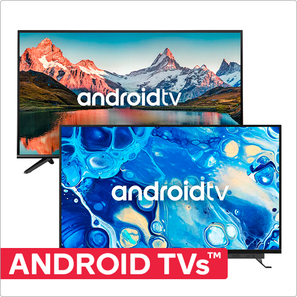 Smarterhome Android TV's