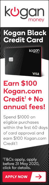 Kogan Credit Cards