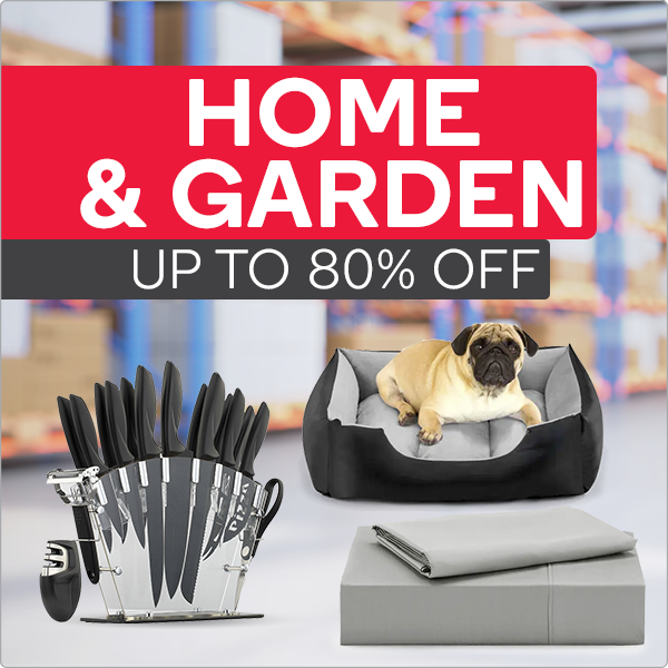Warehouse Clearance - Home & Garden