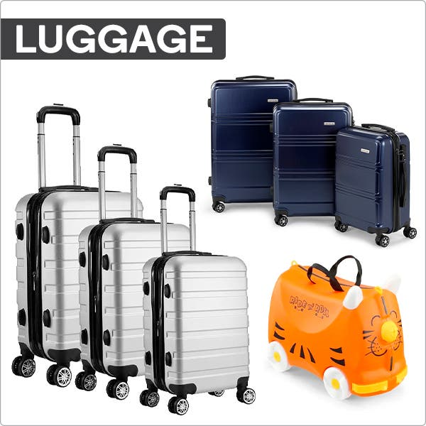 On SALE Luggage