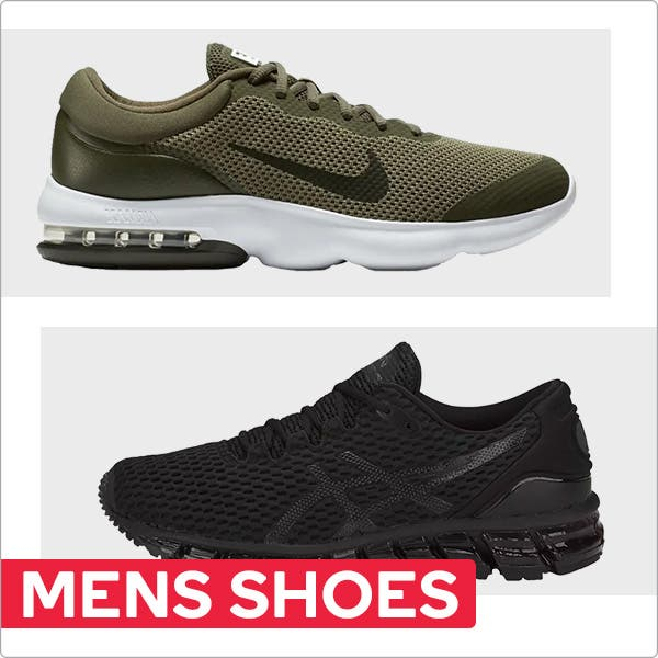 Men's Shoes & Footwear