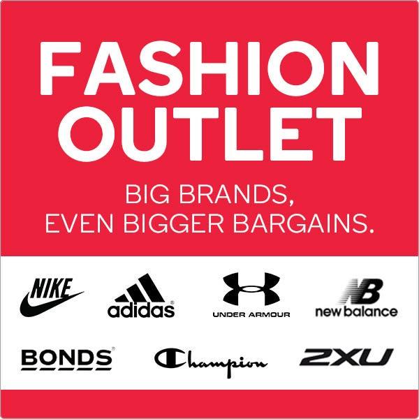 Fashion Outlet - Big Brands, Even Bigger Bargains