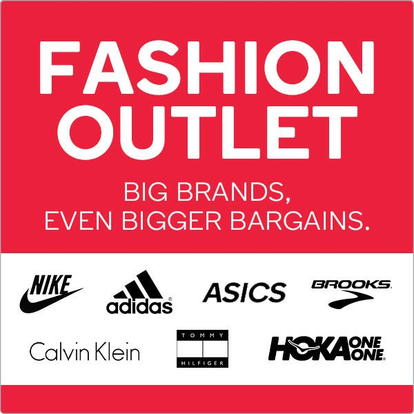 Fashion Outlet - Big Brands, Even Bigger Bargains