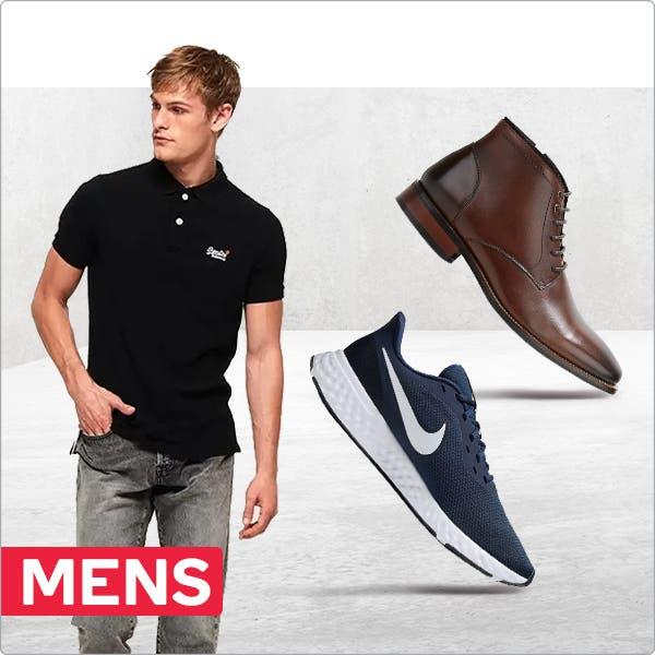 Mens Shoes & Fashion