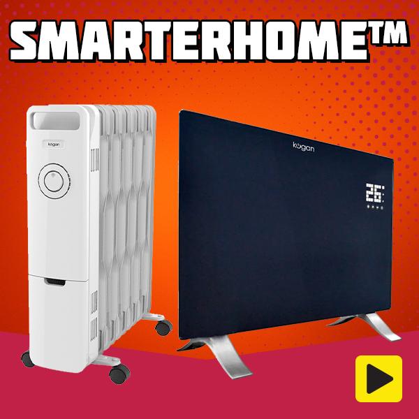 SmarterHome™ Heaters