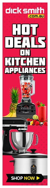 Hot Deals on Kitchen Appliances