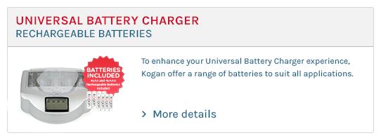 Kogan Universal Charger