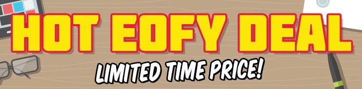 Hot EOFY Deal