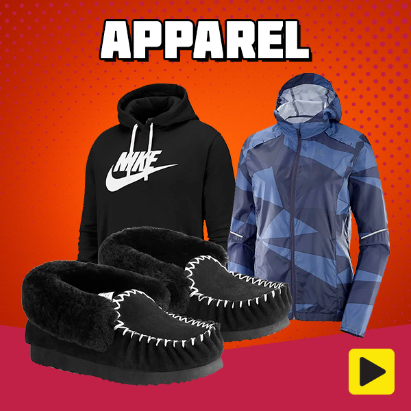 Cold Weather Essentials - Apparel