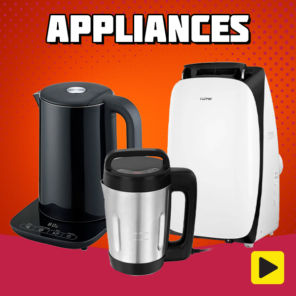 Cold Weather Essentials - Appliances