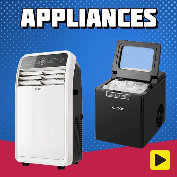 Warm Weather Essentials - Appliances