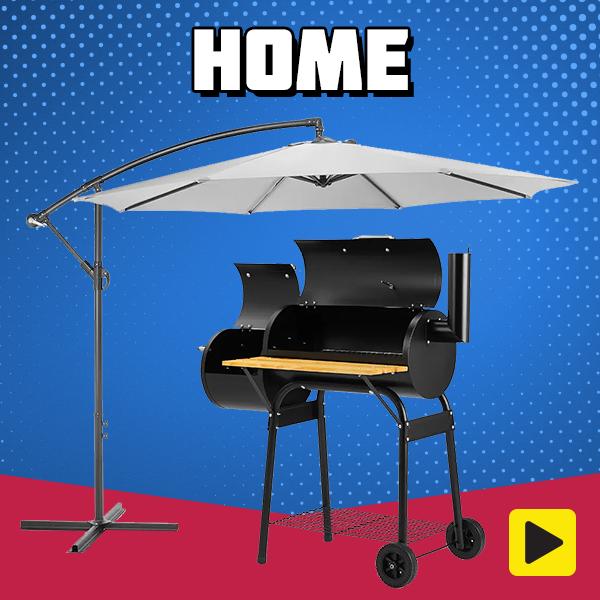 Warm Weather Essentials - Home