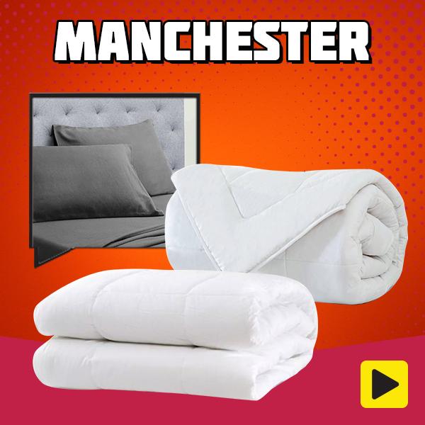 Cold Weather Essentials - Manchester