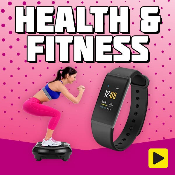 Mother's Day Gift Guide - Health & Fitness