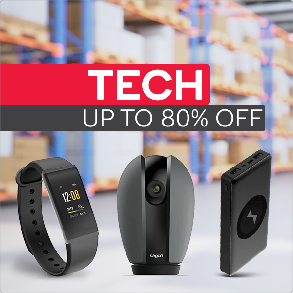Warehouse Clearance - Tech Accessories