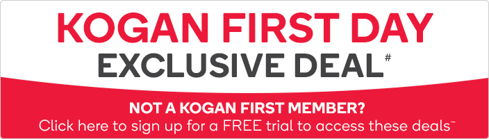 Kogan First Deal