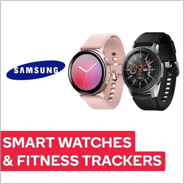 Samsung Smartwatches & Fitness Trackers