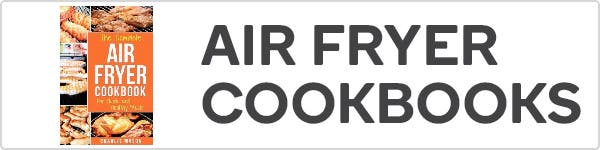Air Fryer Cookbooks