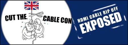 Kogan Offers Free HDMI Cable to Cut the UK Cable Con