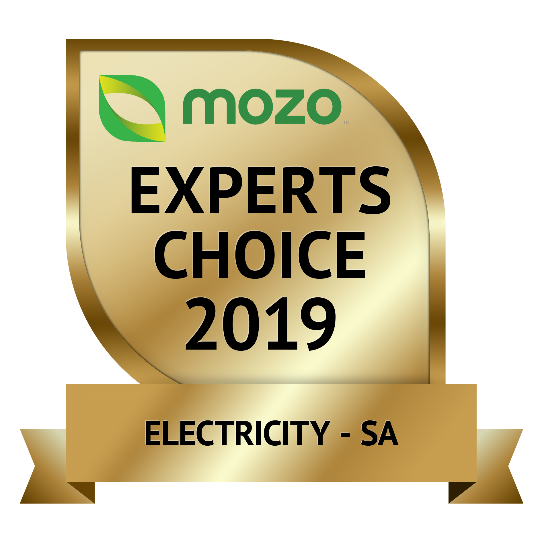 Mozo Experts Choice 2019;