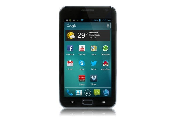 Kogan unveil the best value smartphone in the world, just £119!
