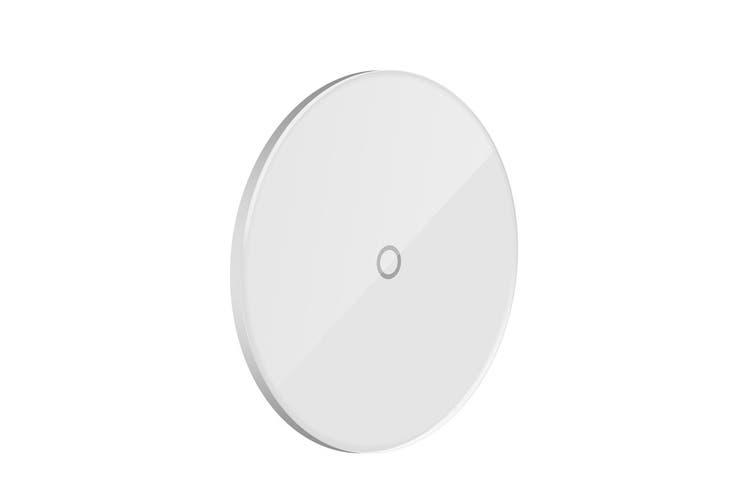 Kogan 10W Qi Wireless Fast Charger (White)