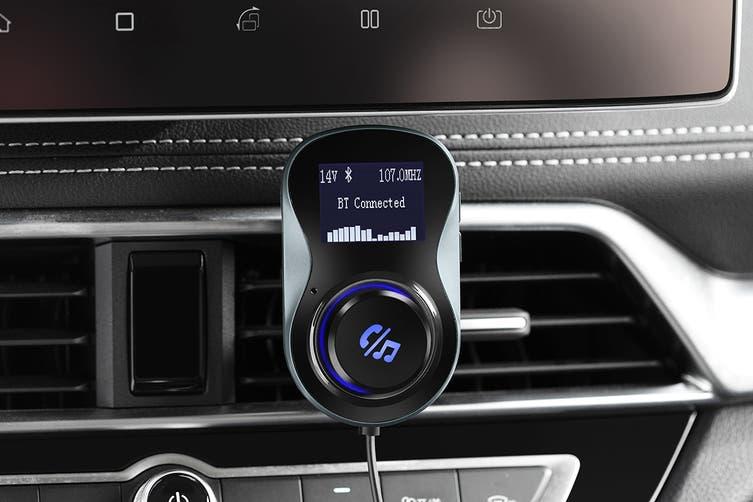 Kogan Vent Mounted Bluetooth FM Transmitter