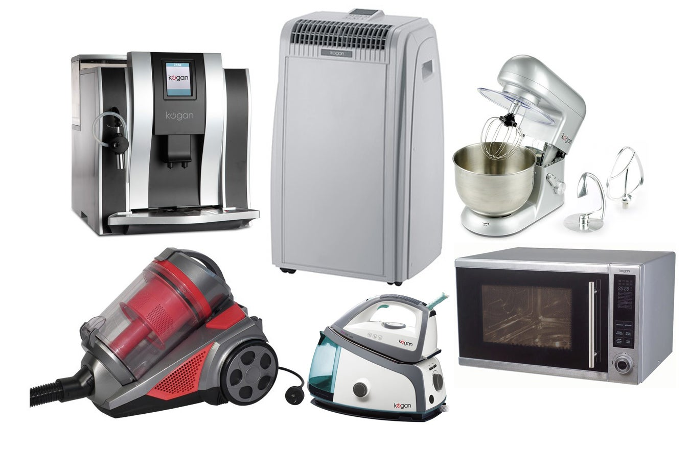 Kogan's expansion into home appliances