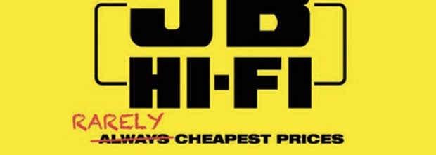 Price War with Kogan takes its toll on JB Hi-Fi