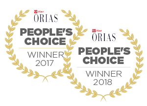ORIAS Winners
