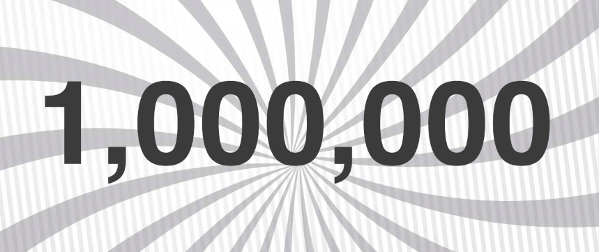 Kogan sells 1,000,000th product!
