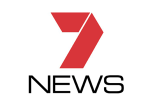 Kogan Pantry launch covered by Channel 7 News